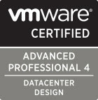 VMware Certified Advanced Professional 4 - Datacenter Design