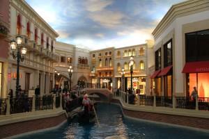 PEX 2012 Vegas - Venetian Canals