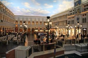 PEX 2012 Vegas - Venetian St. Mark's Square