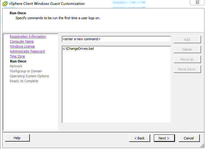 Execute a Powershell self-elevating script after a VMware template  deployment | Convergence of Data, Cloud, and Infrastructure