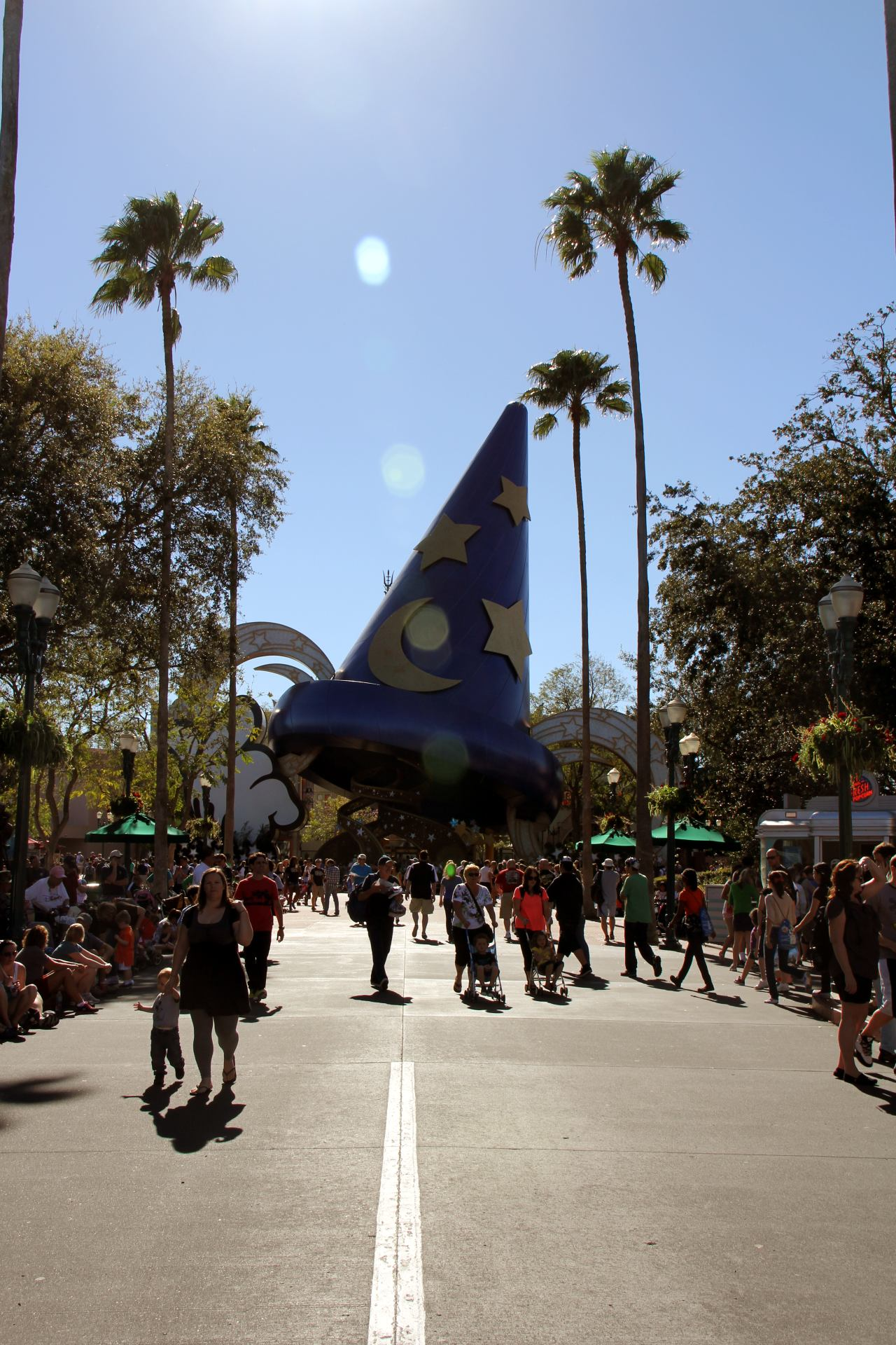 hollywood studios - 1