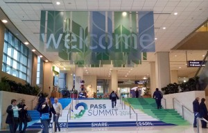 Welcome to the PASS Summit 2014