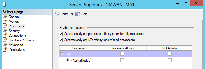 VMware vSphere 6 5 breaks your SQL Server vNUMA settings