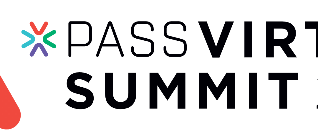 Virtual PASS Summit 2020 Wrap Up